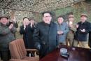 La Corée du Nordmenace de lancer desfrappes nucléaires «à l'aveugle»