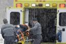 Deux blessés dans un accident de la route