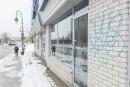 Graffiteur recherché à Sherbrooke