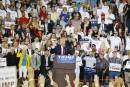 Trump trouve «ridicules» les comparaisons de son «serment» au salut nazi