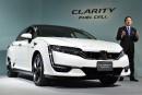 Honda lance la Clarity à hydrogène