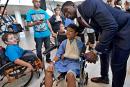 P.K. ne lâchera pas l'Hôpital de Montréal pour enfants