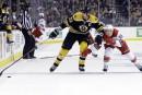 Les Hurricanes battent les Bruins 3-2