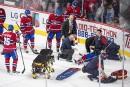 La victoire du Canadien contre les Sabres assombrie par la blessure de Subban