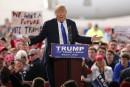 Trump rejette les accusations sur la violence