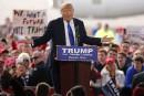 Trump affirme qu'il n'y a jamais eu de blessés dans ses rassemblements