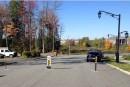 Vitesse: des bollards flexibles installés sur neuf rues