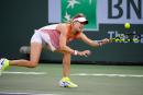 Eugenie Bouchard éliminée à Indian Wells