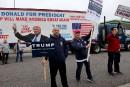 Dans l'Ohio, Trump sur les lèvres de tous les électeurs