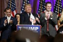 Trump et Clinton s'approchent d'un couronnement