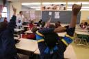 Québec doit investir dans l'éducation, selonun sondage Crop
