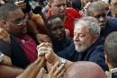 Diffusion d'une conversation incriminante entre Lula et Rousseff