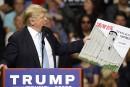 La majorité des Mexicains ont une mauvaise image de Trump