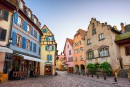 Courrier du globe-trotter: cinq soeurs en Alsace
