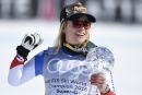 Lara Gut remporte le globe du super-G