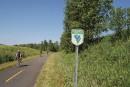L'entretien de la Route verte revient en piste