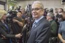 L'UPAC demande à la SQ d'enquêter sur la fuite visant le procès de Normandeau