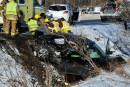 Une adolescente perd la vie dans une violente collision