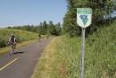 Budget: soupir de soulagement chez les responsables de la Route verte