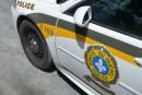 Un homme arrêté dans Charlevoix après une collision frontale