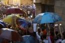 Obama à La Havane: la pluie et la sécurité d'État gâchent la fête