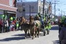 Saint-Patrick: la frénésie gagne Richmond