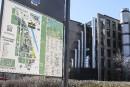 Les nuances de vert de l'Université d'Ottawa