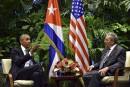 Barack Obama n'assistera pas aux funérailles de Fidel Castro