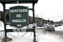 Sentiers du Moulin:1,4M$ pour un projet incertain
