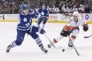Nylander brille dans la victoire des Maple Leafs
