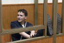 Nadia Savtchenko condamnée à 22 ans de prison