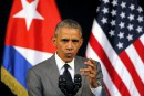 Barack Obama face aux Cubains, l'appel au changement