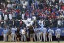 Les Rays battent les Cubains sous le regard d'Obama et Castro