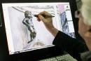 Attentats: les caricaturistes prennent le crayon