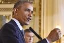 Barack Obama fait de la destruction de l'EI sa «priorité numéro un»