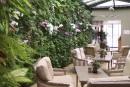 Les Artisans du Paysage lance son mur végétal extérieur