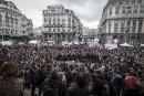Nouvelles arrestations à Bruxelles, deux suspects toujours dans la nature
