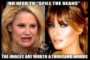 Les femmes, talon d'Achille de DonaldTrump