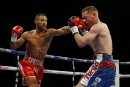 Bizier s'incline au 2e round contre Brook