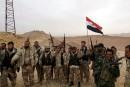 Le régime syrien reprend Palmyre à l'EI