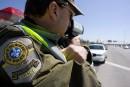 Code de la sécurité routière: les Lavallois récoltent le maximum d'infractions