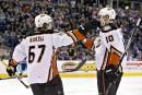 Perry aide les Ducks à gagner 2-1 contre les Oilers