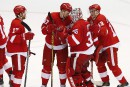 Les Red Wings restent aux trousses des Flyers