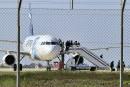 Un Égyptien détourne un avion avec une fausse ceinture d'explosifs