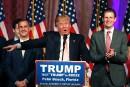 Le directeur de campagne de Trump inculpé d'avoir agrippé une journaliste