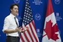 Justin Trudeau prépare l'après-Obama