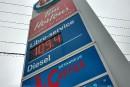 L'essence à 1,09 $ le litre: un bond de 10 ¢