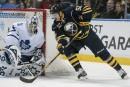Les Sabres vainquent les Maple Leafs 4-1