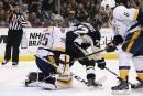 Les Penguins l'emportent 5-2 face aux Predators