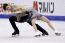 Mondiaux de patinage artistique: les Canadiens repartent bredouilles